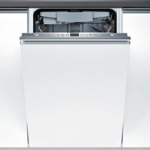 Bosch SPV69T00GB Active Water 45cm Slimline Fully Integrated Dishwasher - White