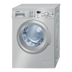 Bosch WAQ2836SGB VarioPerfect 8kg 1400rpm Freestanding Washing Machine - Silver