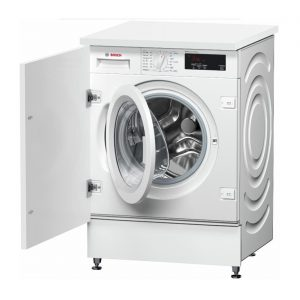 Bosch WIW28300GB 8kg 1400rpm A+++ Energy Rated Integrated Washing Machine -White