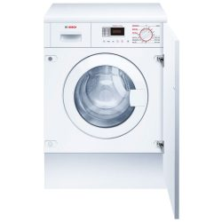 Bosch Serie 4 WKD28351GB White 7kg Wash 4kg Dry 1400rpm Integrated Washer Dryer