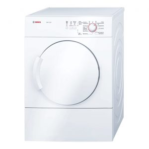 Bosch WTA74100GB 6kg 60cm Freestanding Sensor Vented Tumble Dryer - White