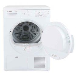 Bosch WTE84106GB 7kg 60cm Large Freestanding Condenser Tumble Dryer - White