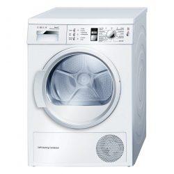 Bosch WTW863S1GB Exxcel 60cm 7kg Freestanding Heat Pump Tumble Dryer - White