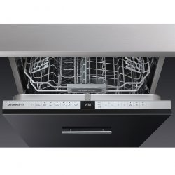De Dietrich DVH1342J A++ 13 Place Built-in 60cm Fully Integrated Dishwasher