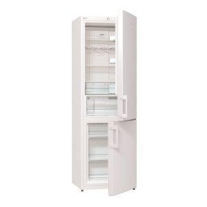 Gorenje NRK6191GWUK White 60cm Frost Free 70/30 Freestanding Fridge Freezer