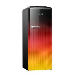 Gorenje ORB153DE Black 60cm Freestanding 260l Fridge A+++ Energy Rating