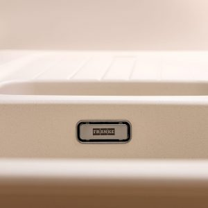 Franke Aveta 1.5 Bowl Cream Tectonite Fully Reversible Kitchen Sink & Waste Kit