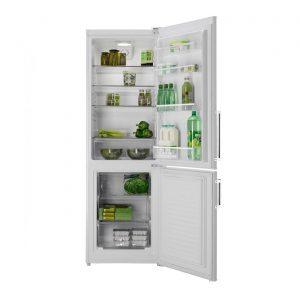 Hoover HVBFP6182W 60cm A+ Energy Rated Freestanding Fridge Freezer - White