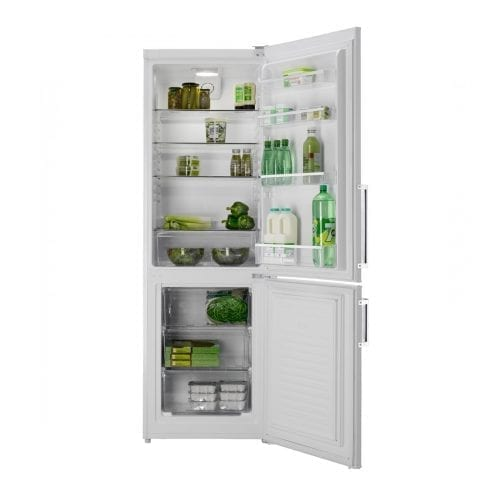 Hoover HVBFP6182W 60cm A+ Energy Rated Freestanding Fridge Freezer - White