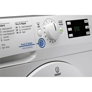 INDESIT Innex BWA 81483X W UK 8KG 1400 Spin A+++ Rated Washing Machine - White