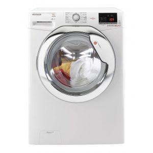 Hoover Dynamic DXOC 47C3/1-80 White 7kg Front Loading Electric Washing Machine