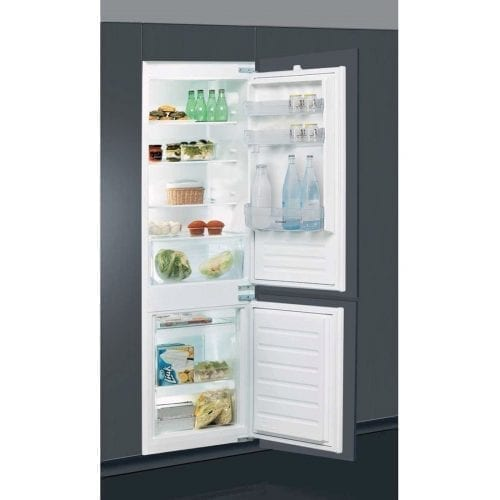 Indesit IB7030A1D Built-in Integrated 70/30 254L 54cm Fridge Freezer - White