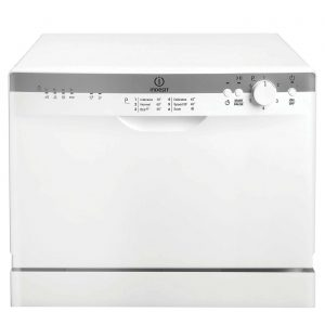 Indesit ICD661 6 Place Freestanding Compact A+ Rated TableTop Dishwasher - White