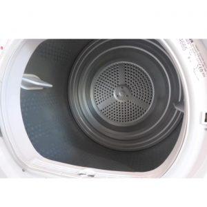 HOOVER VTC580NB 8kg Condenser VisionTech Tumble Dryer with Sensor Tech - White