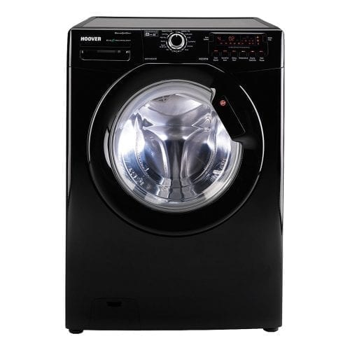 Hoover WDYN854DB-80 Dynamic 8/5kg 1400rpm Freestanding Washer Dryer - Black