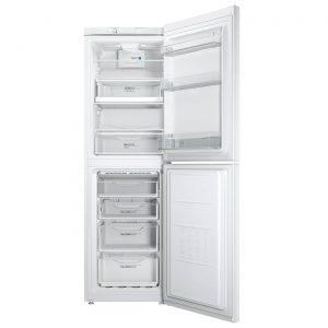 Indesit LD85 F1W 60cm A+ Energy Rated Freestanding Fridge Freezer - White