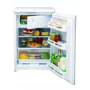 Indesit TFAA10 55cm Wide Freestanding Under Counter Fridge - White