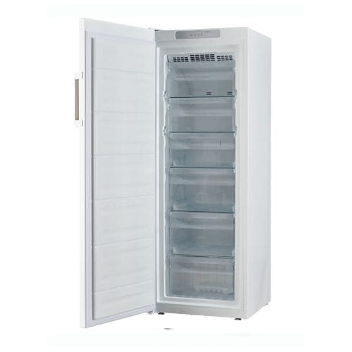 Indesit UI6F1TW 167x60cm Upright Freestanding Frost Free Freezer - Polar White