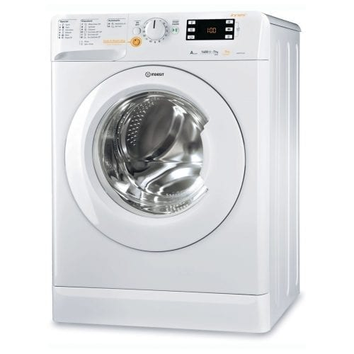 INDESIT XWDE 751480X W Freestanding 7 kg Washer and Vented Dryer - White