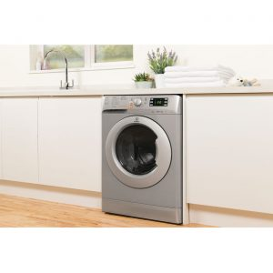 INDESIT XWDE 751480X S Freestanding 7 kg Washer and Vented Dryer - Silver