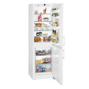 LIEBHERR CN 3515 60/40 No Frost A++ Energy Rated Fridge Freezer - White