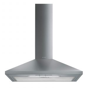 Smeg KD6XE 60cm Stainless Steel Chimney Cooker Hood Extractor Fan