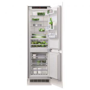 NEFF KI7862F30G 54cm Frost Free 60/40 Integrated Upright Fridge Freezer - White