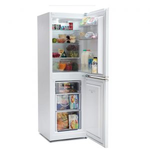 Servis FF48148 60/40 Frost Free A+ Rated Freestanding Fridge Freezer - White