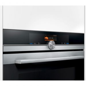 Siemens HB676GBS6B Electric Stainless Steel Built-in/Under Single Oven