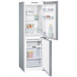 Siemens KG34NNL30G iQ100 Stainless Steel Frost Free Freestanding Fridge Freezer