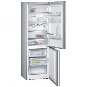 Siemens KG36NST31 Titanium Frost Free Freestanding Fridge Freezer Drawer A++