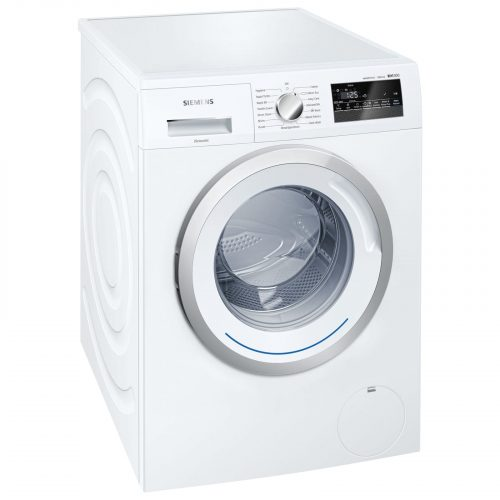 Siemens WM14N200GB 8kg 1400rpm Freestanding Washing Machine in White A+++ Rating