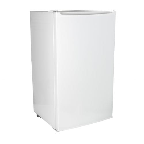SIA LFSI01WH White Free Standing Under Counter Fridge With Ice Box A+ Rating