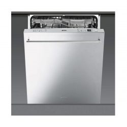 Smeg DI6SS-1 60cm 13 Place Fully Integrated Dishwasher With Stainless Steel Door