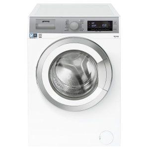 Smeg WHT1114LSUK White 11kg 1400rpm Freestanding Washing Machine A+++ Rating