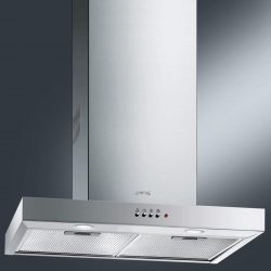 Smeg KSE61X-1 Cucina 60cm Chimney Cooker Hood Extractor Fan Stainless Steel