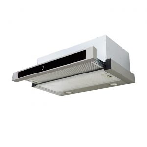 Montpellier TCH160 60cm Telescopic Cooker Hood Extractor- Stainless Steel