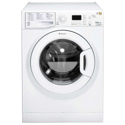 Hotpoint WDPG8640P 8kg Wash 6kg Dry 1400rpm Freestanding Washer Dryer - White