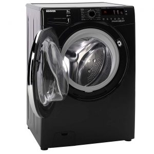 Hoover DXC58BC3/1-80 8kg 1500rpm Freestanding Washing Machine - Black