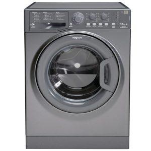 Hotpoint WDAL8640G 8kg Wash 6kg Dry 1400rpm Freestanding Washer Dryer in Granite