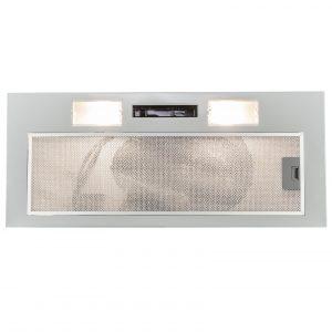 SIA UC70SI 70cm Under Cupboard Canopy Built In Cooker Hood Extractor Fan