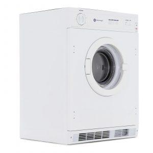 White Knight C4317WV 60cm 7kg White Integrated Vented Tumble Dryer