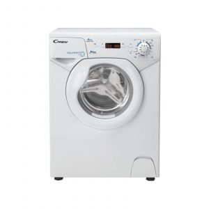 Candy AQUA1042D1 60cm 4kg 1000rpm White Freestanding Washing Machine
