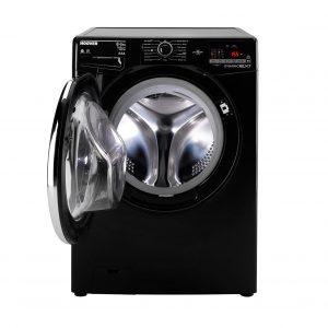 Hoover WDXOC585CB 8kg Wash 5kg Dry 1500rpm Black Freestanding Washer Dryer