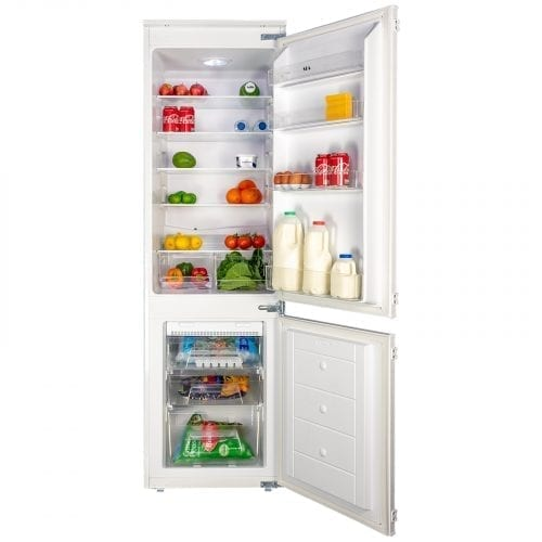 SIA RFF101 70/30 Integrated Built In Frost Free Fridge Freezer, A+ Energy Rating