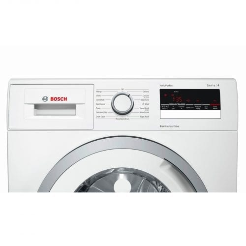 Bosch Serie 4 WAN28201GB White 8kg 1400rpm Freestanding Washing Machine A+++