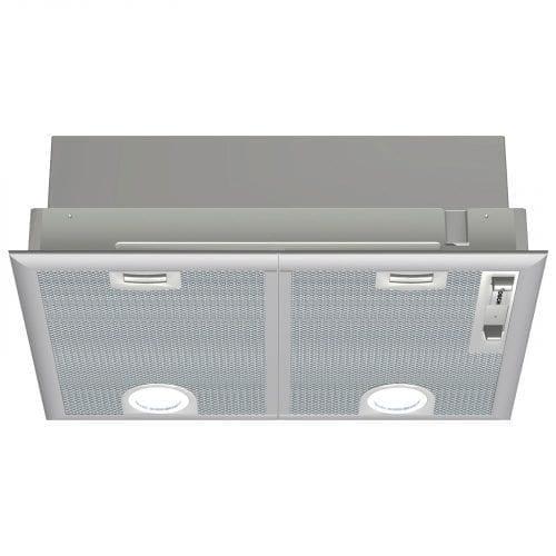 Bosch DHL555BGB Serie 4 53cm Wide Under Canopy Hood Silver Metallic