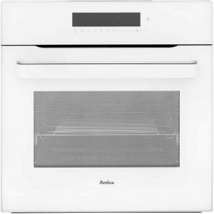 Amica IN833W White 60cm Built In 65 L Multifunctional Electric Single Oven