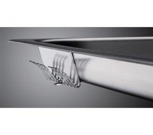 Franke Ascona ASX611-86 1.0 Bowl Fully Reversible Stainless Steel Kitchen Sink