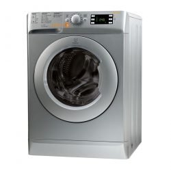 Indesit XWDE 861480X S 8kg Wash 6kg Dry 1400rpm Freestanding Washer Dryer Silver